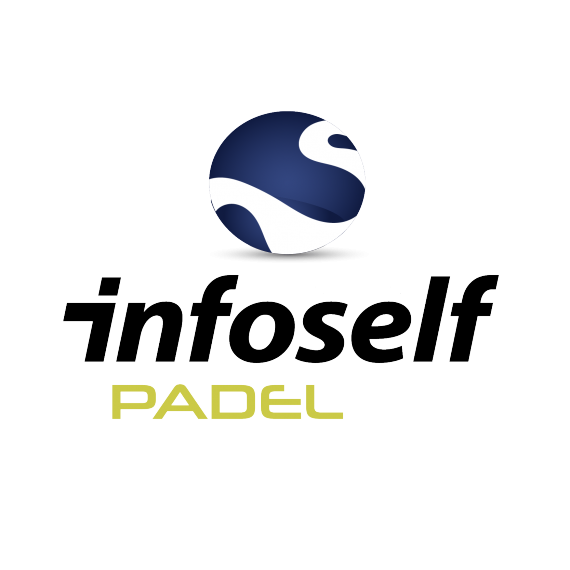 infoself padel logo